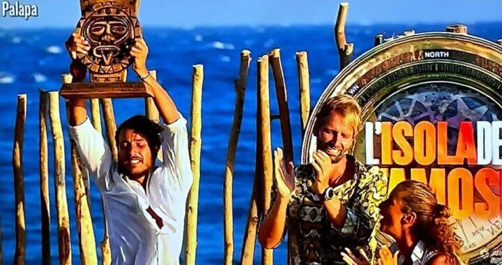 Awed è il vincitore dell'edizione dell'Isola dei Famosi