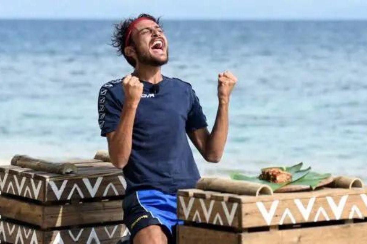 Awed vince l'isola dei famosi