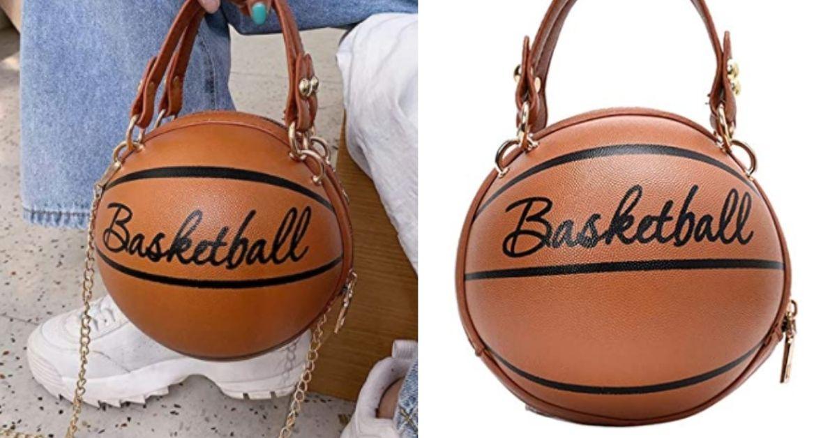 borsa palla da basket