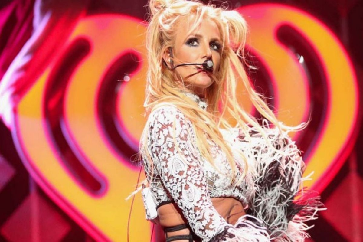 Britney spears concerto