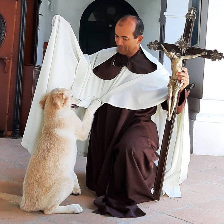 Zeus e il parroco