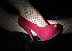 piedi di donna