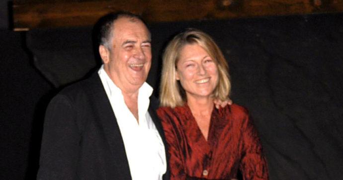 moglie di Bernardo Bertolucci