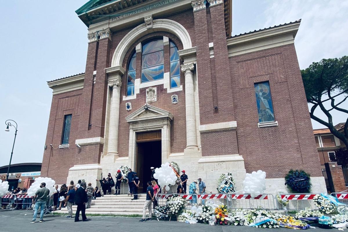 funerali daniel e david