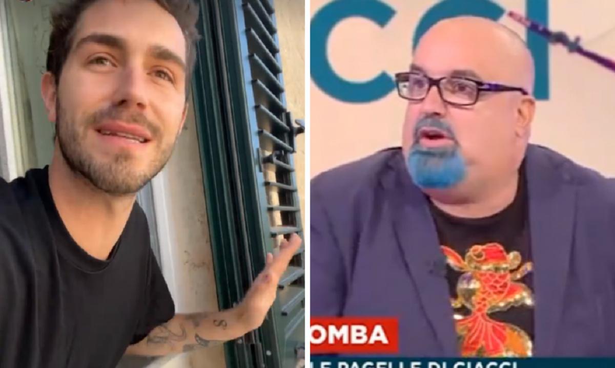 """Giovanni Ciacci dichiara: """"Mollo la tv"""" Tommaso Zorzi attacca"""