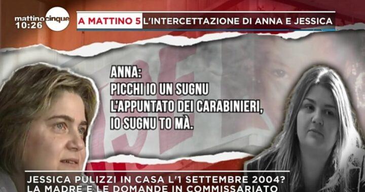 A Mattino 5 nuove intercettazioni tra Anna Corona e Jessica Pulizzi
