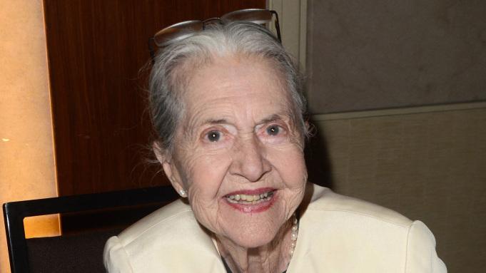 Attrice morta a 93 anni