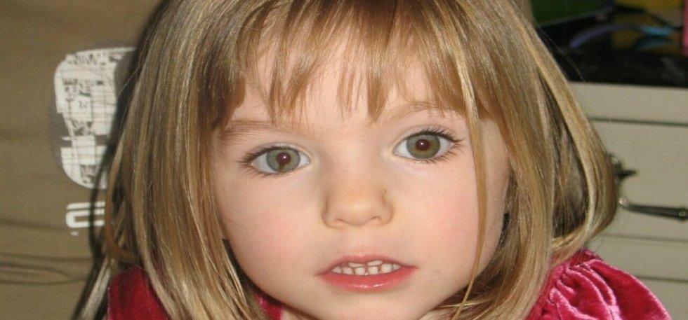 Bambina scomparsa in Portogallo
