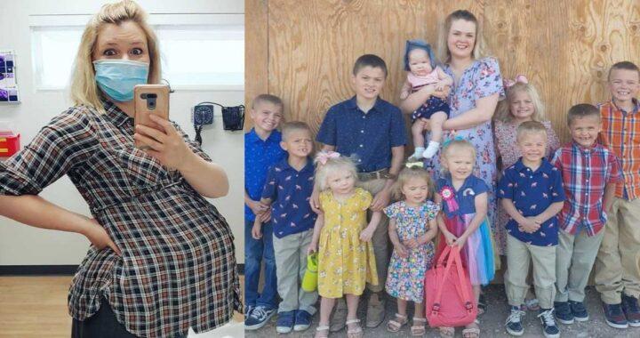 Mamma di 11 figli