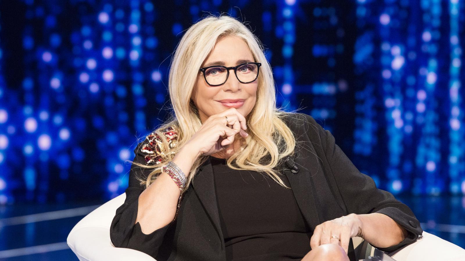 Conduttrice televisiva italiana