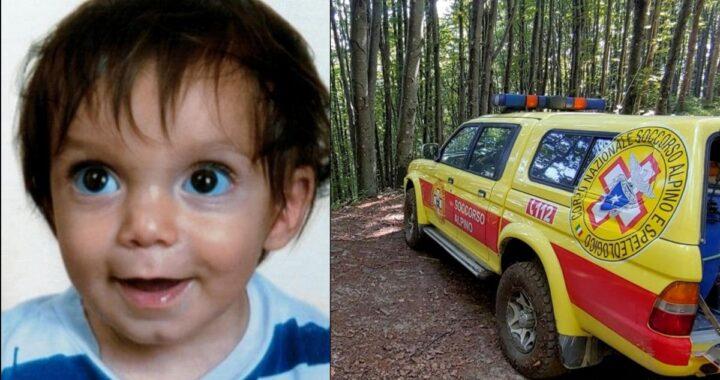 Il piccolo Nicola Tanturli è stato ritrovato vivo