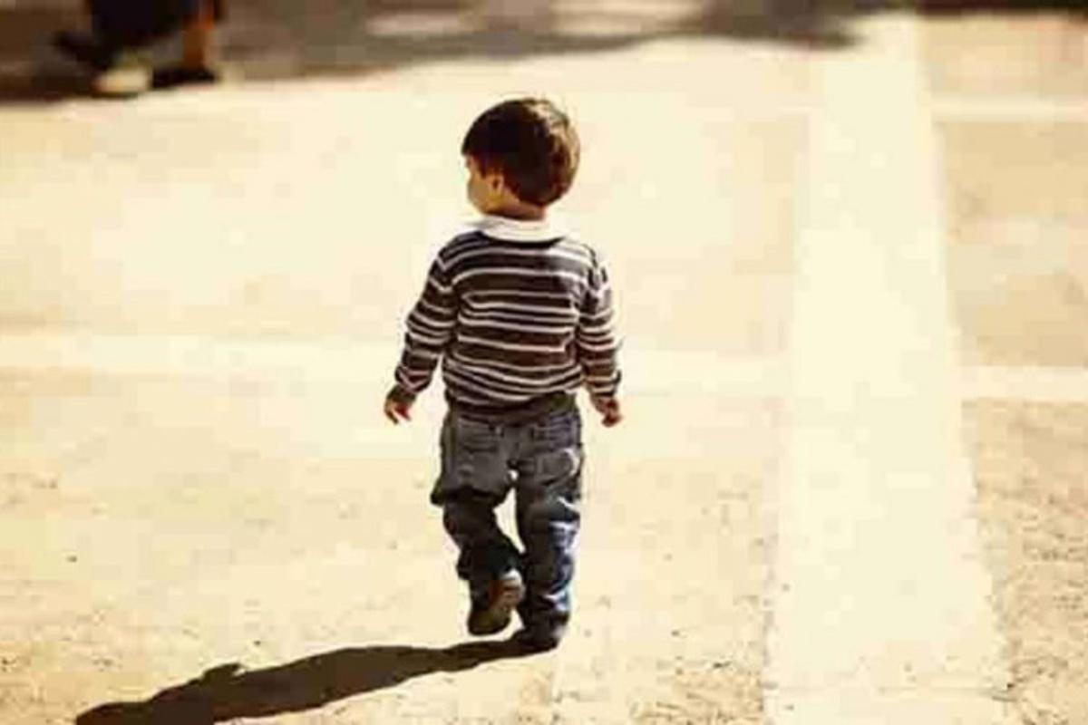 scomparso bambino 21 mesi