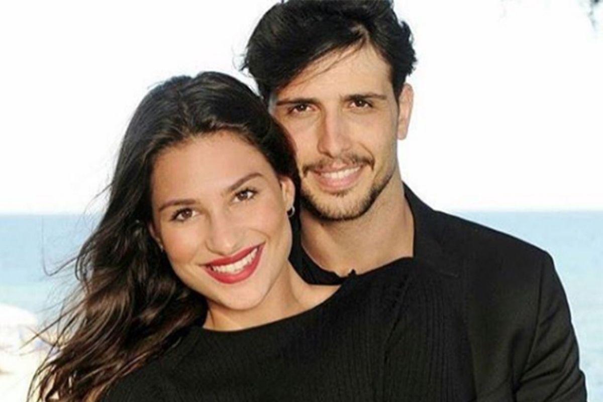 Ludovica Valli e Fabio Ferrara