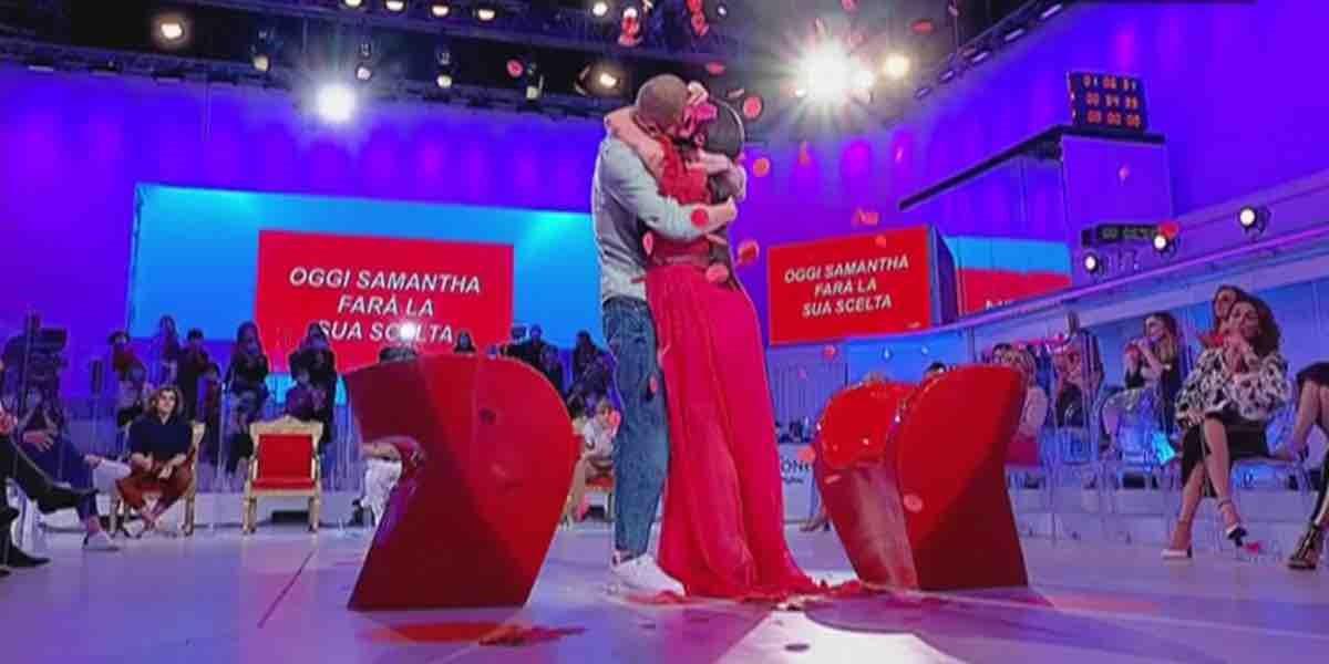 UeD: Alessio e Samatha sbottano contro le cronache rosa