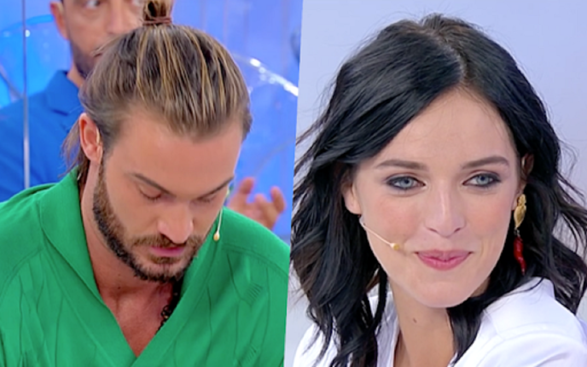 """UeD: """"He's gay"""".  Davide Lorusso breaks the silence and responds to Jessica's accusations"""