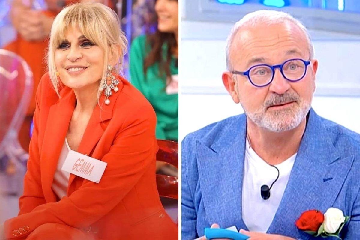 UeD Gemma Galgani delude Aldo dopo la chiusura estiva del programma