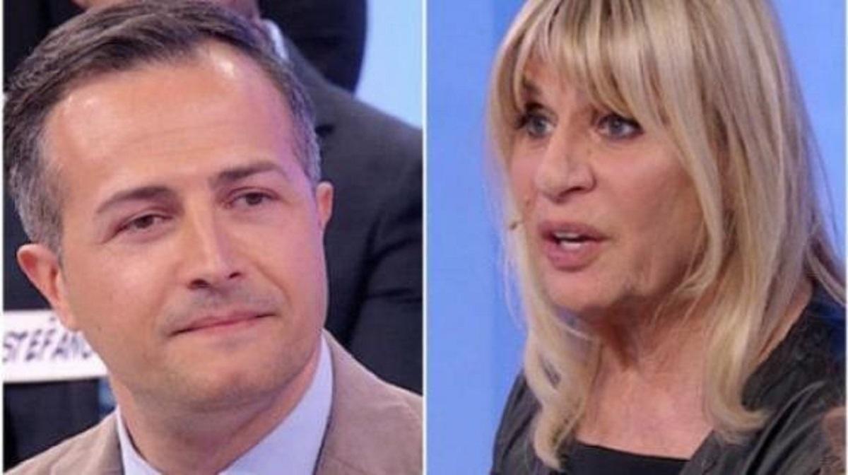 UeD, Gemma Galgani attacca Riccardo Guarnieri