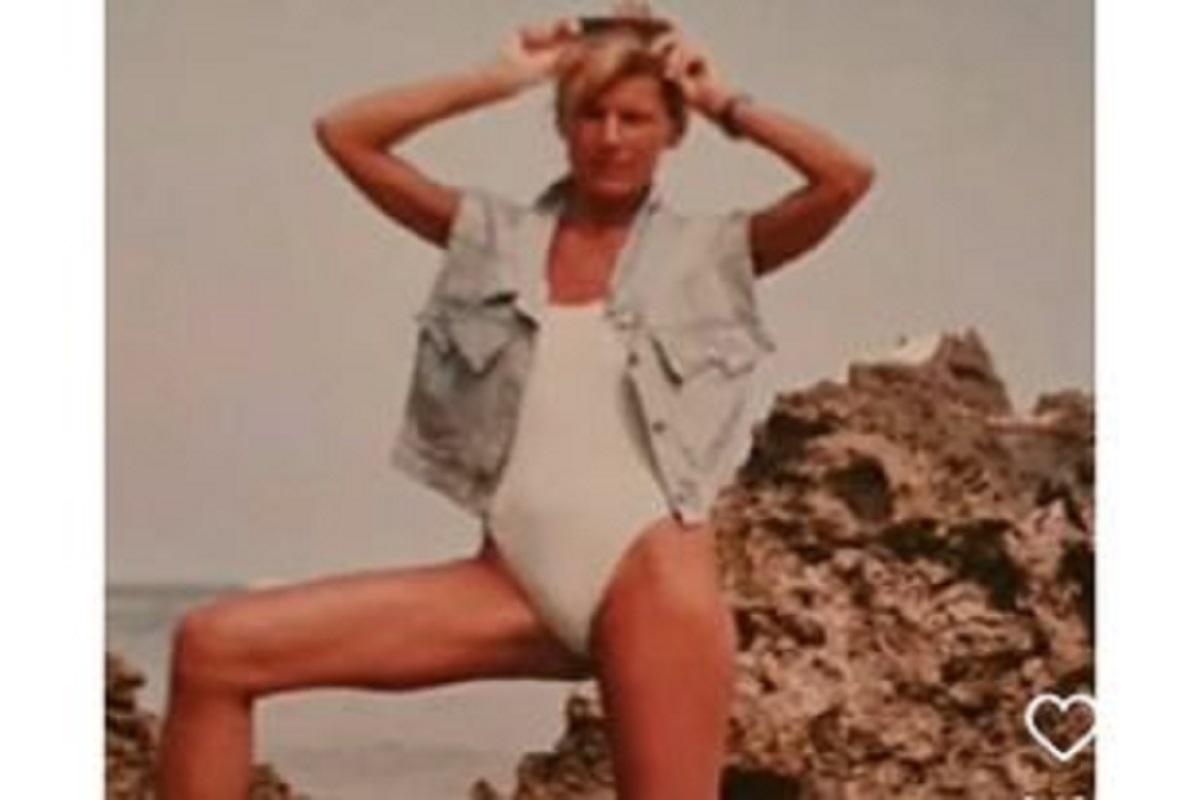 UeD: Gemma Galgani la foto in costume