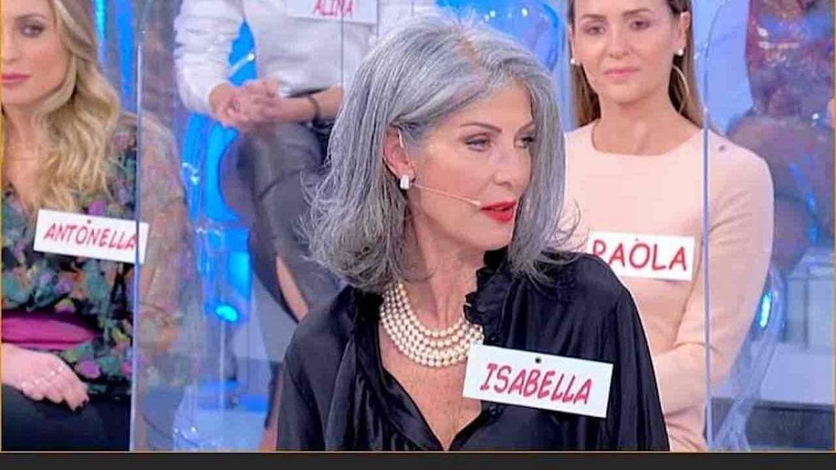 UeD un ex di Gemma in contatto con Isabella Ricci