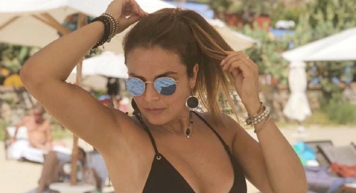 UeD: Roberta Di Padua si frequenta con un uomo misterioso