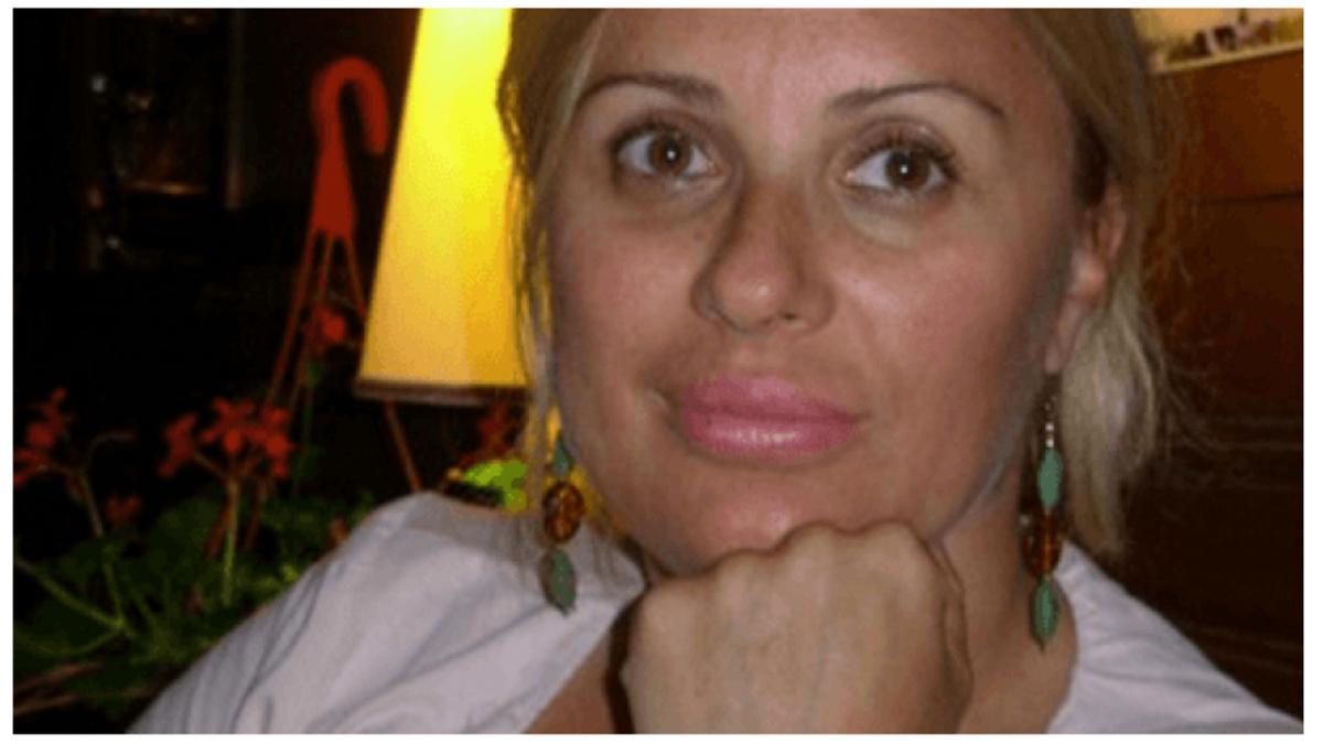 UeD: Tina Cipollari le foto senza trucco