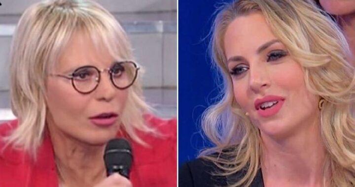UeD, Veronica Ursida contro Maria De Filippi