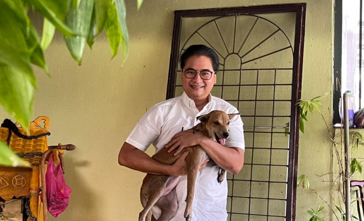 La storia del cane Anandaveli