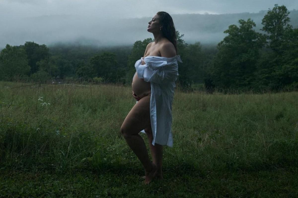 Ashley Graham annuncia la seconda gravidanza