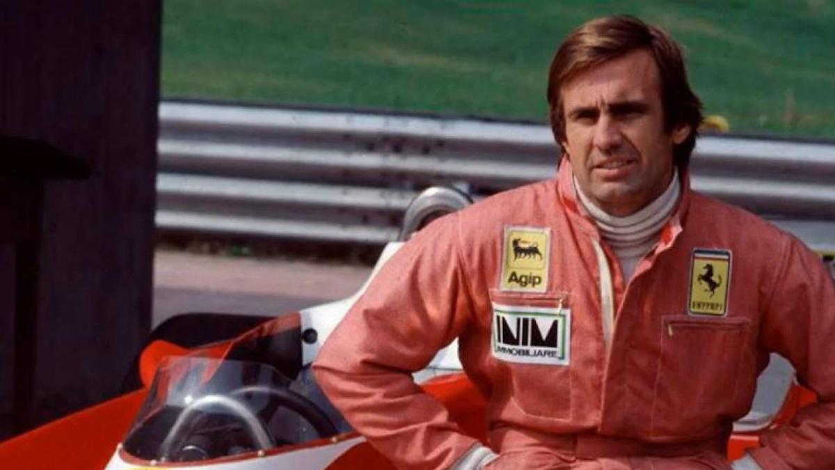 Carlos Reutemann è morto in Argentina