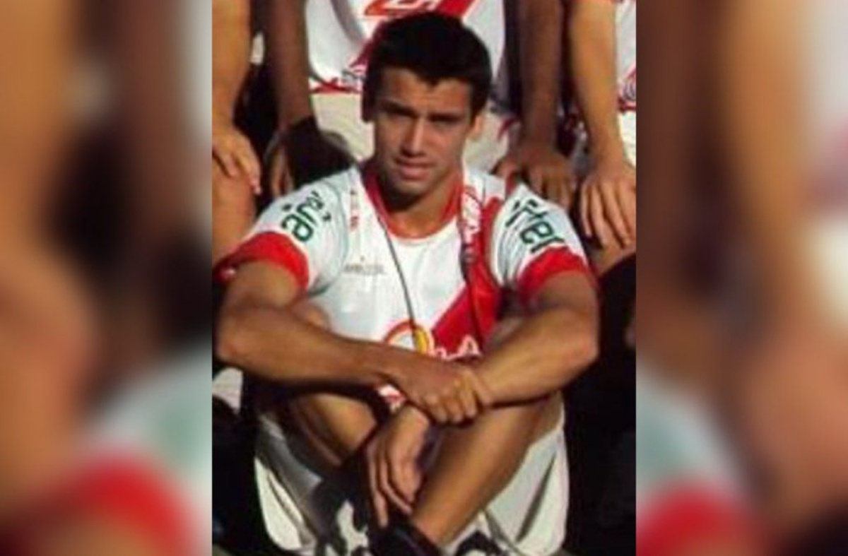 The Emilian footballer Cabrera took his own life