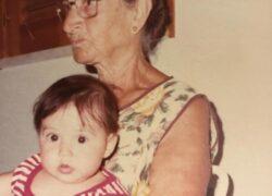 La foto da bambina di Flavia Pennetta