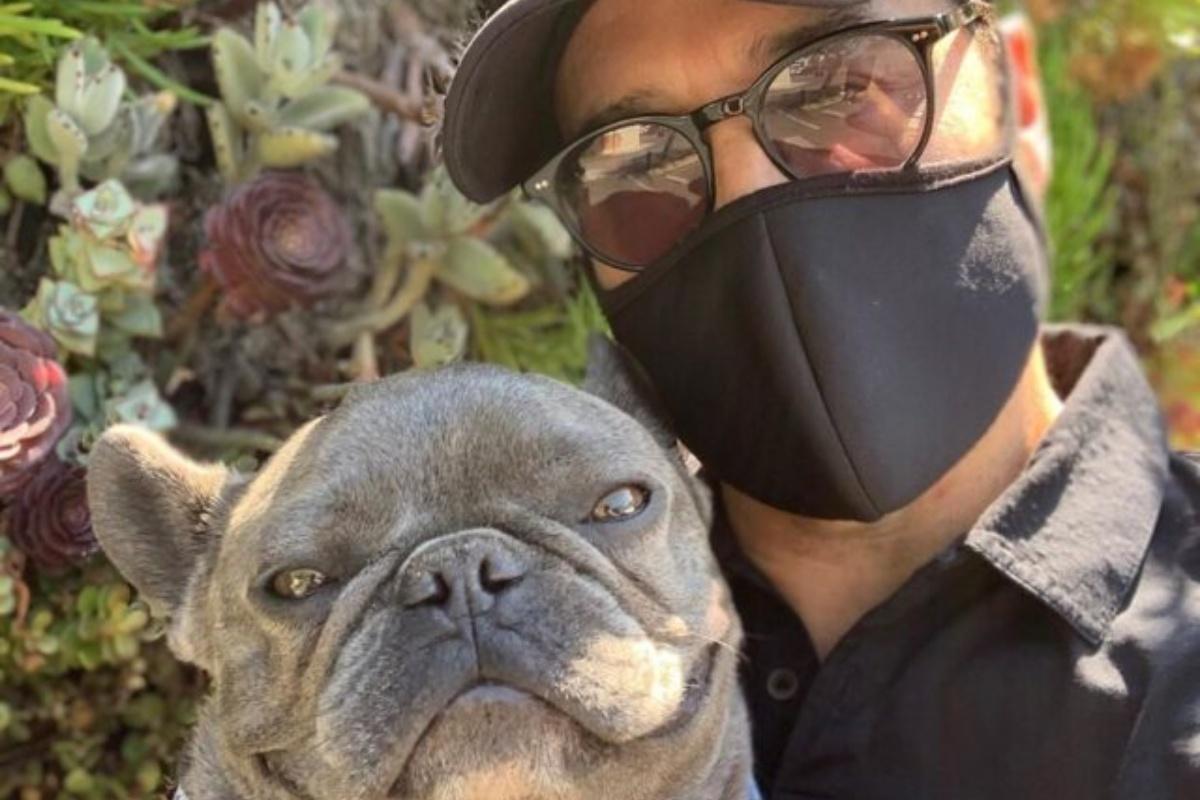 Il doloroso addio di Jeremy Piven al suo cucciolo