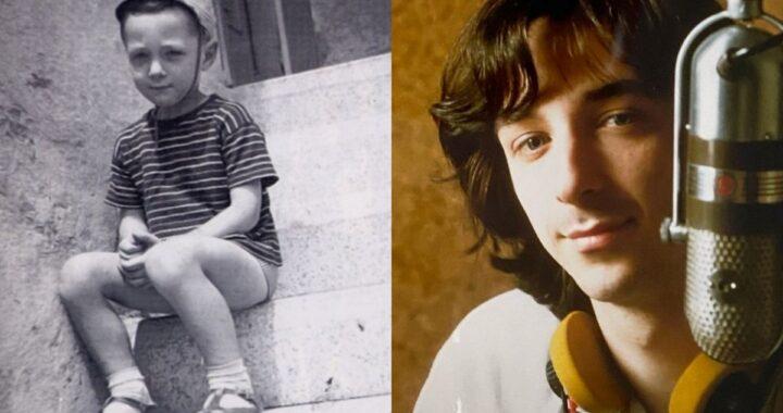 Le foto d'infanzia e dell'adolescenza di Linus