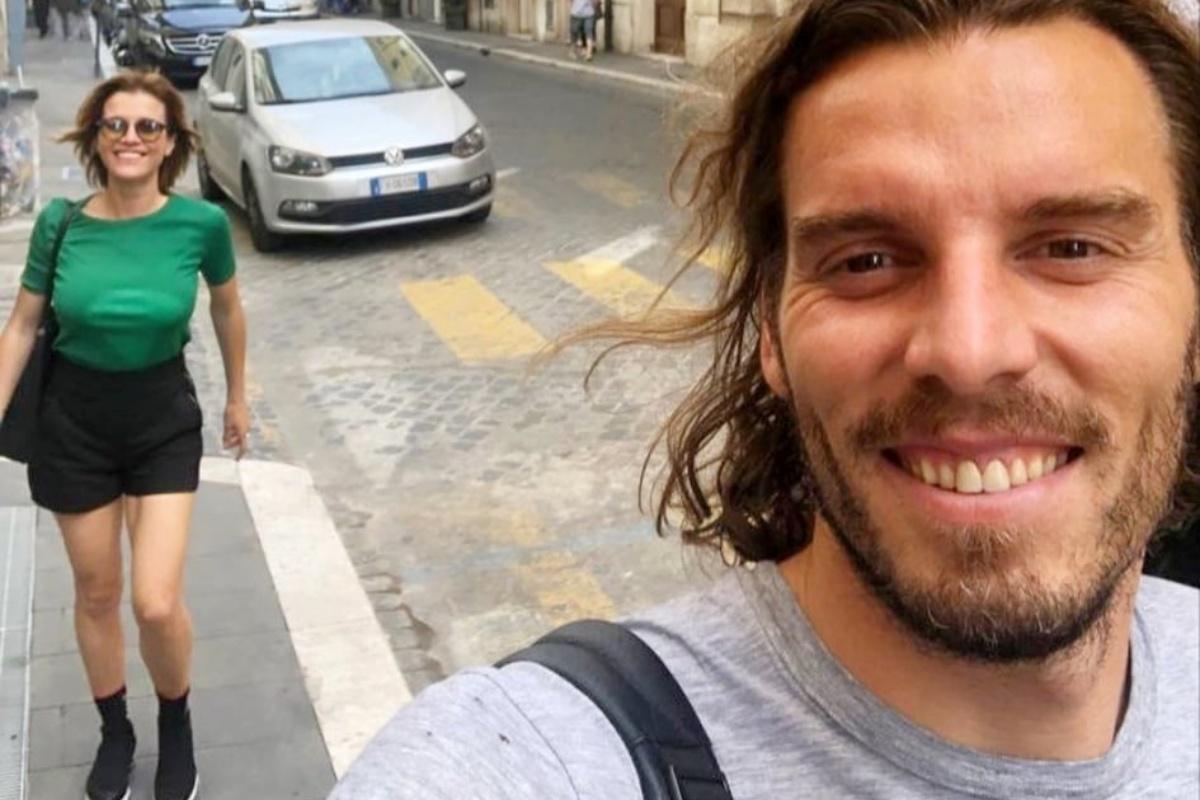 Lorena Cacciatore e Federico Marchetti presto genitori