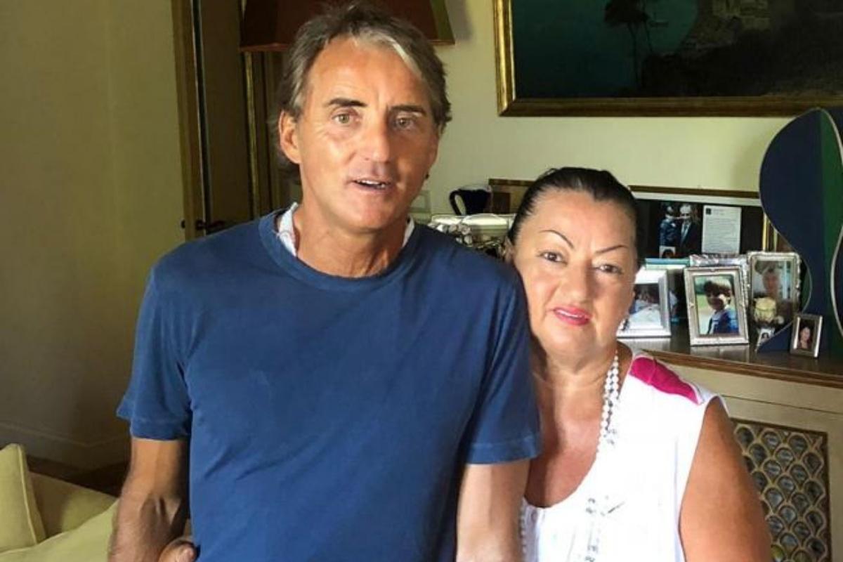 Marianna Puolo, mamma di Roberto Mancini, ricoverata