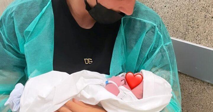 È nato Tommaso, figlio di Nicolò Zaniolo e Sara Scaperrotta