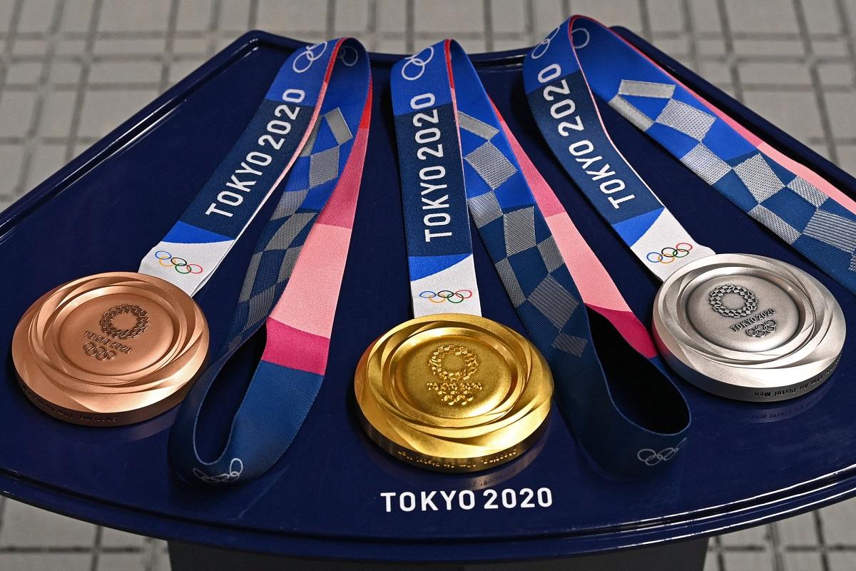 medaglie tokyo 2020