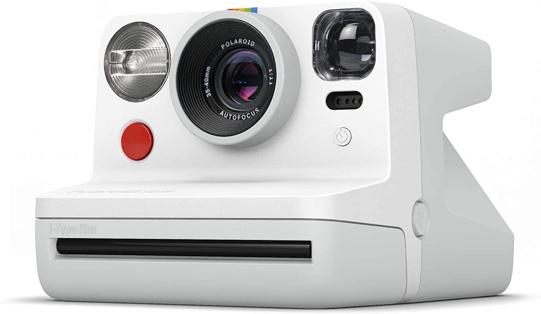 Polaroid Now Instant I-Type Camera, White