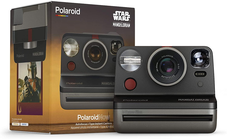 Modelli di Polaroid Now - The Mandalorian Edition