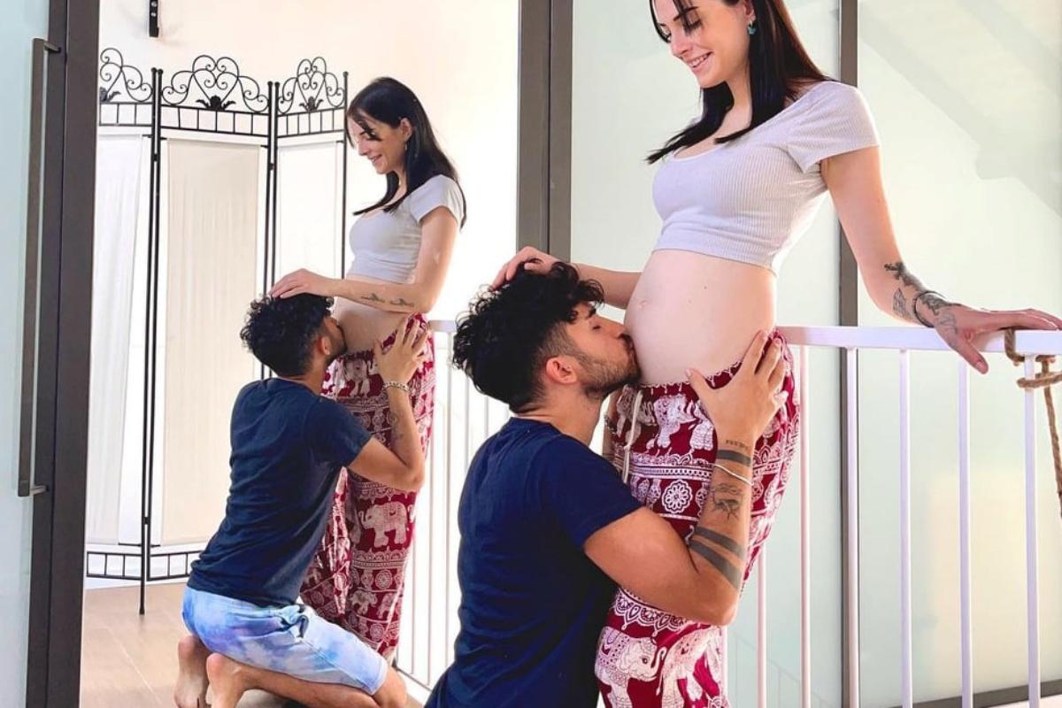 Sara Di Sturco e Valentino Bisegna presto genitori