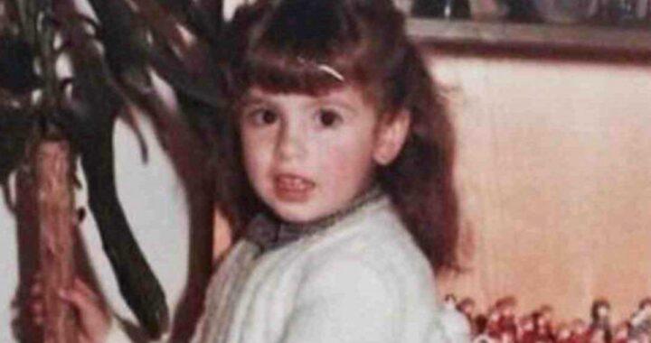 La foto da bambina di Vanessa Incontrada