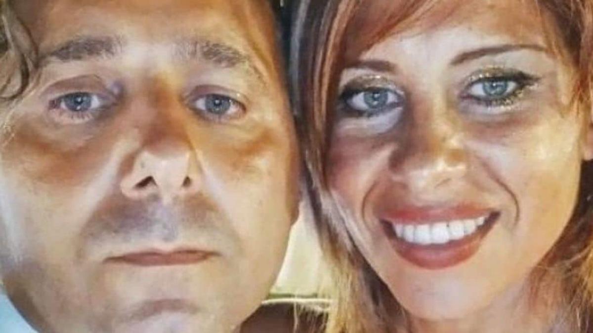 I corpi di Viviana Parisi e Gioele Mondello