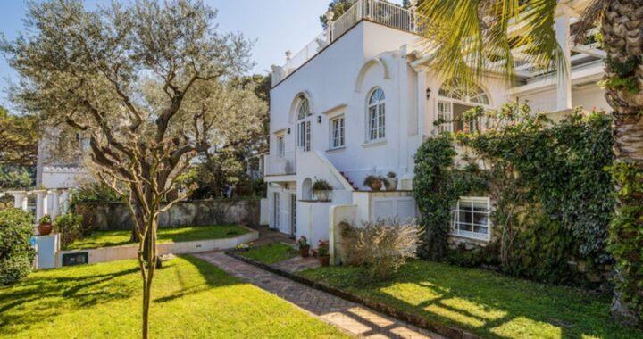 Christian De Sica, in vendita la villa di Capri: vale 4 milioni di euro