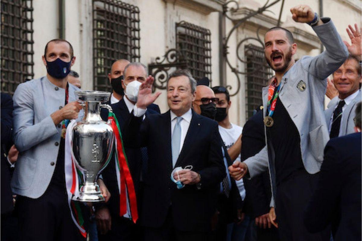 italia da Mario Draghi