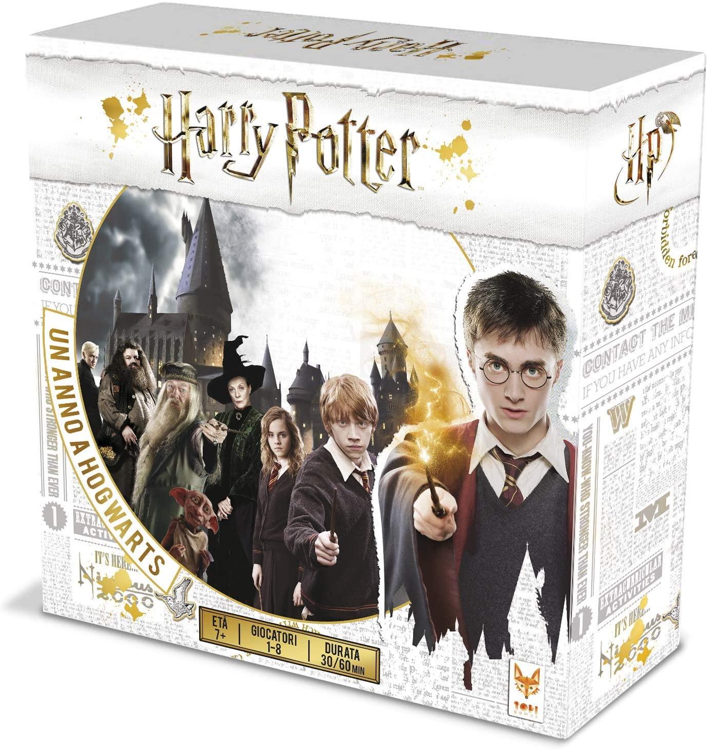 Harry Potter, un anno a Hogwarts