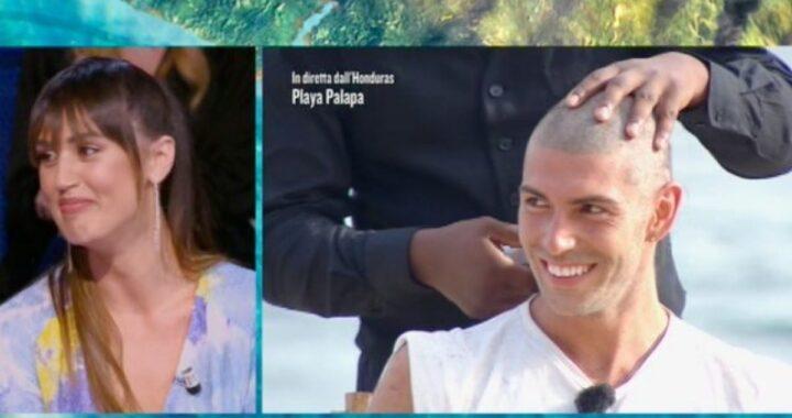 Ignazio Moser cambia hairstyle le fans lo criticano
