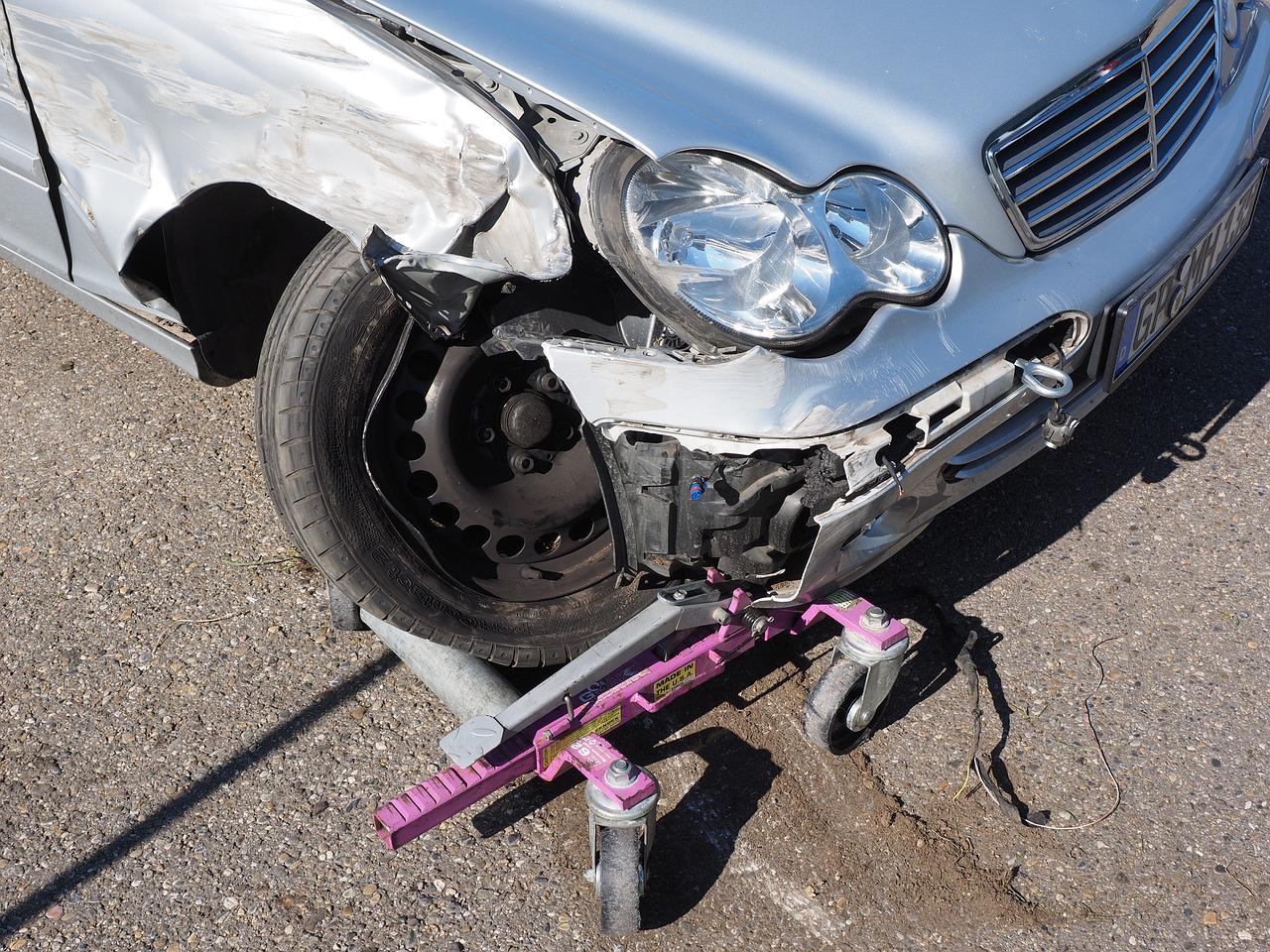 Incidente d'auto a Incisa Valdarno