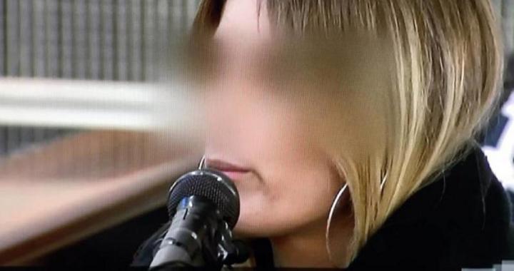 Martina Ciontoli in carcere
