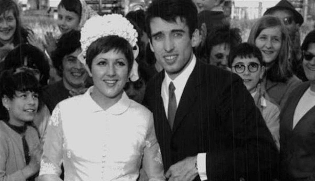 Orietta Berti: foto del matrimonio