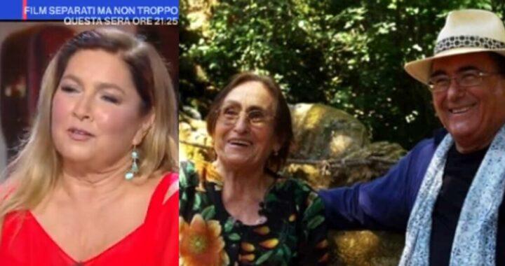 Romina Power rivela la reazione della mamma di Al Bano alla loro riconciliazione